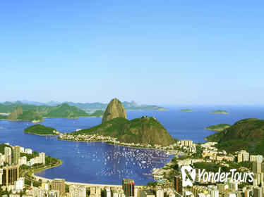 Rio de Janeiro Super Saver: Corcovado and Sugar Loaf Mountain plus Ginga Tropical Show