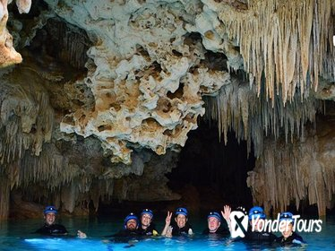 Rio Secreto fantastic underground journey near Cancun