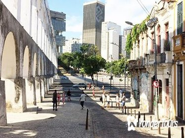 Rio Walking & Historical Tour