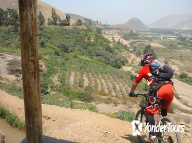 Road to Pachacamac Private Bike Tour