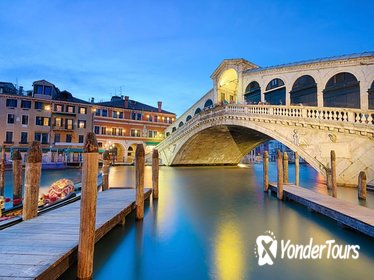 Romantic Venice in One Day by High Speed including Gondola Ride