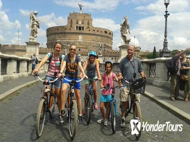 Rome 3-hour Sightseeing Bike Tour