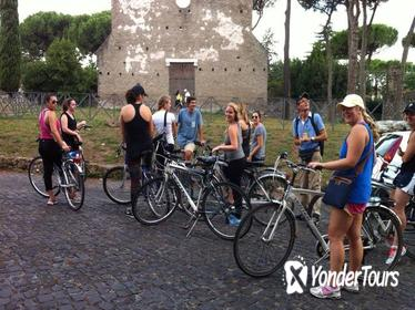 Rome Appia Antica Park Bike Tour