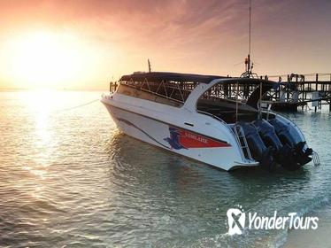 Round-Trip Transfer to Full Moon Party in Koh Phangan by Speedboat