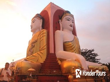 Royal Golden Bago Kambazathadi Day Trip from Yangon