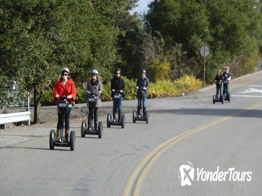 Russian River Valley or Dry Creek Valley Wine Tour by Segway