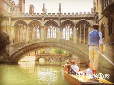 Rutherfords Punting Tours in Cambridge