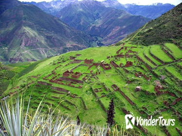 Sacred Valley Full Day Trekking Tour from Cusco