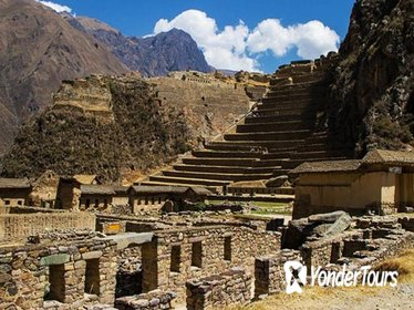 Sacred Valley of the Inkas 01 Day incl Lunch Group Service