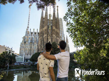 Sagrada Familia Facades Private Gay Tour