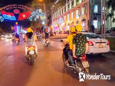 Saigon Nightlife Tour by Bike