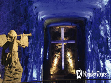 Salt Cathedral of Zipaquira and Sabana Full-Day Tour Including Lunch