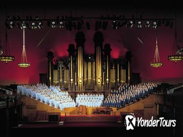Salt Lake City Tour and the Tabernacle Choir at Temple Square Performance