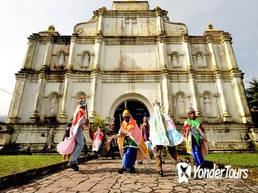 San Salvador and Panchimalco City Tour