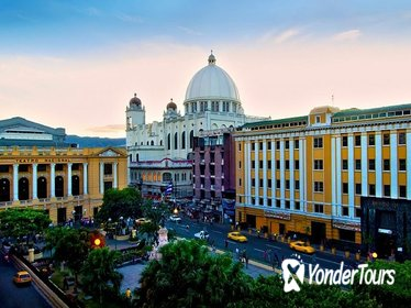 San Salvador City Tour during Airport Layover