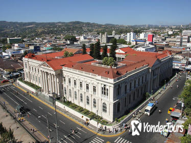 San Salvador Layover Tour: City Sightseeing and Joya de Cer en
