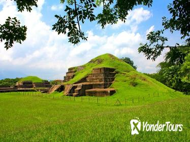 San Salvador Layover Tour: Mayan Route Including Joya de Cer en