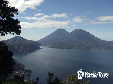 Santa Catarina Lake Atitlan Upper Rim Hike