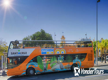 Santa Cruz de Tenerife Hop On Hop Off Bus including Free Access to Local Attractions