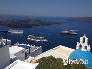 Santorini Full-Day Guided Sightseeing Tour