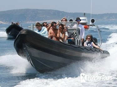 Sea safari tour with Blue cave and Hvar visit - full day trip from Split by RIB