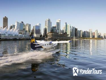 Seaplane Flight to Vancouver with Bus Tour from Victoria