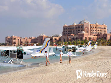 Seaplane Tour of Abu Dhabi and The Yellow Boats Tour