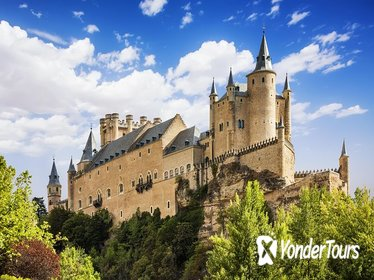 Segovia Full Day Tour from Madrid