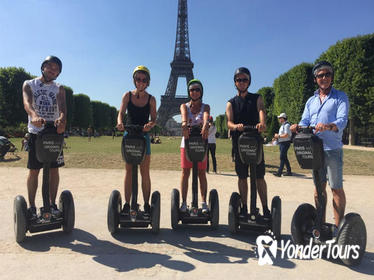 Segway Tour with Eiffel Tower Views
