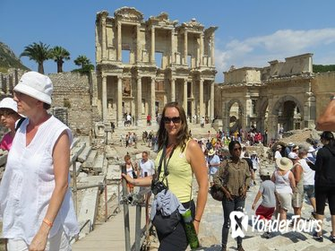 Semi Private Ephesus Terrace Houses Temple of Artemis and House of Virgin Mary Tour