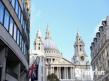 Semi-Private Guided Walking Tour: Old City of London