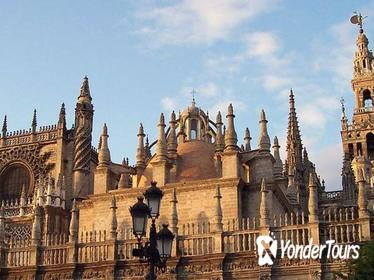Seville Cathedral, Alcazar, and Jewish Quarter Skip-the-Line Combo Tour
