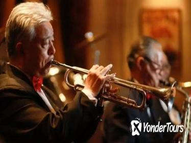 Shanghai Bund Jazz Night with Optional VIP Class River Cruise