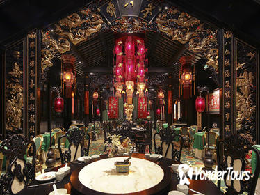 Shanghai Sense 8 Dinner with Various City Night Tour Options