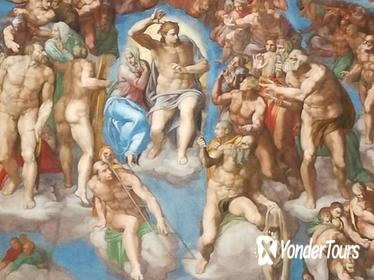 Sharing Tour of the Vatican, Pinacoteca and Sistine Chapel