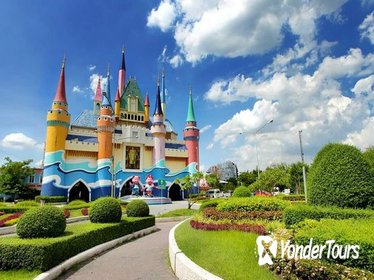 Siam Park City Amusement Park Tour from Bangkok including Buffet Lunch