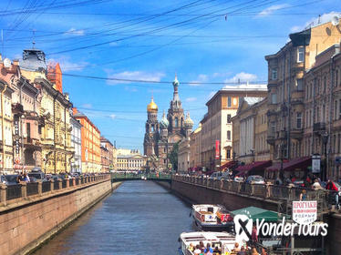 Skip-The-Line: Private Prime Tour of St Petersburg