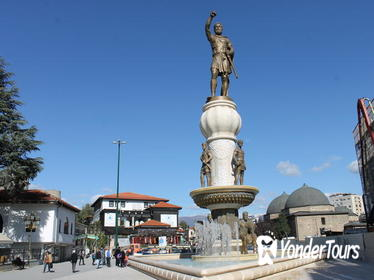 Skopje and Countryside Highlights Private Full-Day Tour