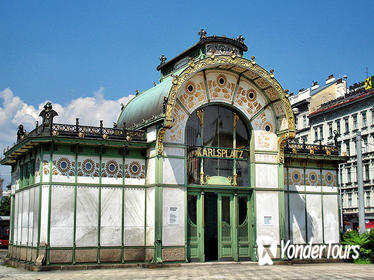 Small Group 3-hour History Tour of Vienna Art Nouveau: Otto Wagner and the City Trains