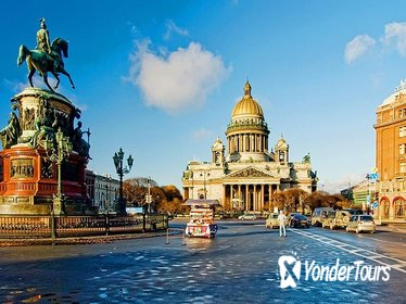 Small Group St. Petersburg Visa-Free Shore Experience