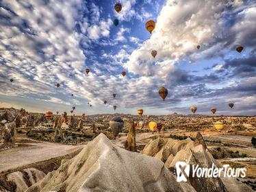 Small Group: Cappadocia Blue Full Day City Tour