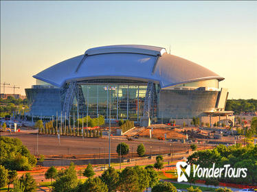 Small-Group 6.5-Hour Combo Tour of Dallas and Cowboys Stadium