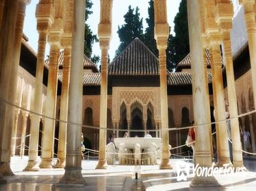 Small-Group Alhambra Guided Visit