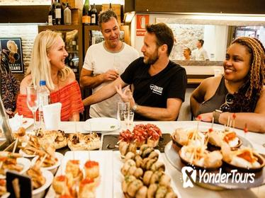 Small-Group Barcelona Tapas Tour with a Local