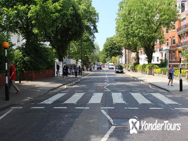Small-Group Cab Tour of Beatles locations in London
