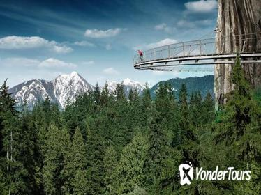 Small-Group Capilano Suspension Bridge and Vancouver City Tour