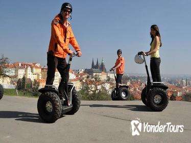 Small-Group Segway tour in Prague