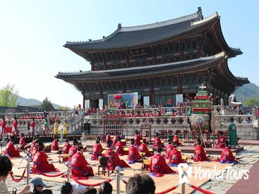 Small-Group Seoul Morning Royal Palaces Tour