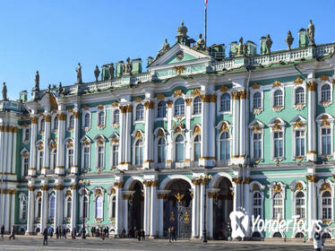 Small-Group St Petersburg Hermitage Museum Tour with Skip-the-Line Entry and Summer Early Access