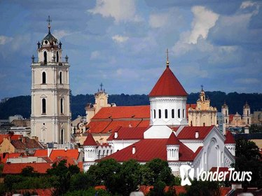Small-Group Vilnius Half Day City Tour